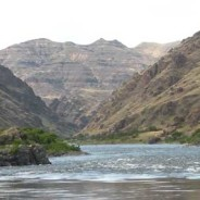 Rafting the Snake River, Day 1
