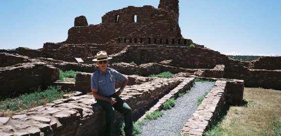 New Mexico's Salt Missions