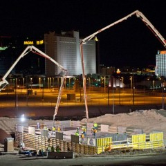 SkyVue Sets Las Vegas Foundation for Record Breaking Observation Wheel