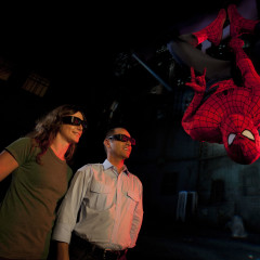 Universal Orlando Reopens the Amazing Adventures of Spiderman