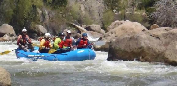 Colorado River Rafting Adventures