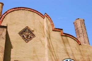 Moravian tile factory 2